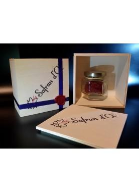 Safran coffret luxe 2 gr - Safran d'Oc