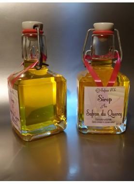 Sirop de safran 20 cl - Safran d'Oc