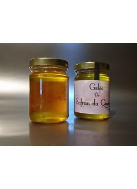 Gelée de safran 120 gr - Safran d'Oc