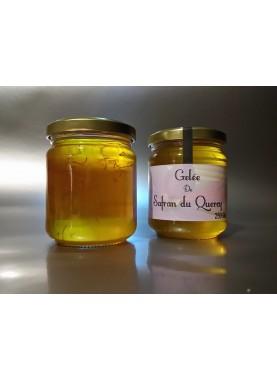 Gelée de safran 250 gr - Safran d'Oc