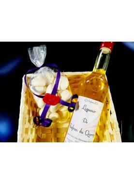 Coffret Saint Valentin - Safran d'Oc