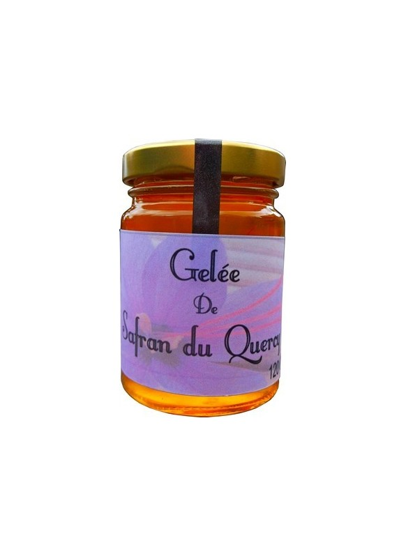 Gelée de safran - Safran d'Oc