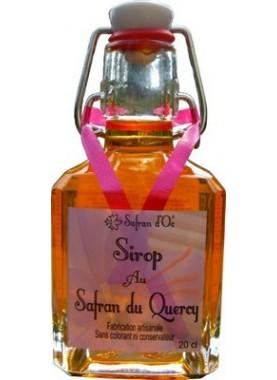 Sirop de Safran du Quercy 20 cl
